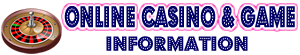 オンラインカジノ&ゲーム情報