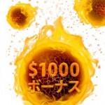 エベレストカジノ $1000 ボールオブファイヤー ボーナス!