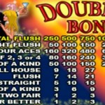 「double bonus poker」ポーカー体験レビュー動画