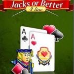 4line jacks or better ポーカー体験レビュー動画