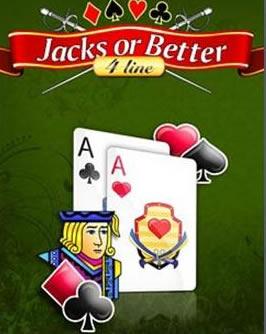 4line jacks or better ワイルドジャングルカジノのポーカー