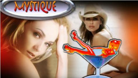 Mystique club スロット