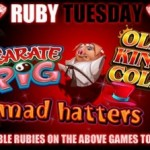 32RED・オンラインカジノ「RUBY TUESDAY」