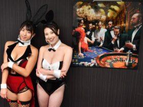 大阪でカジノアンバサダーデビュー